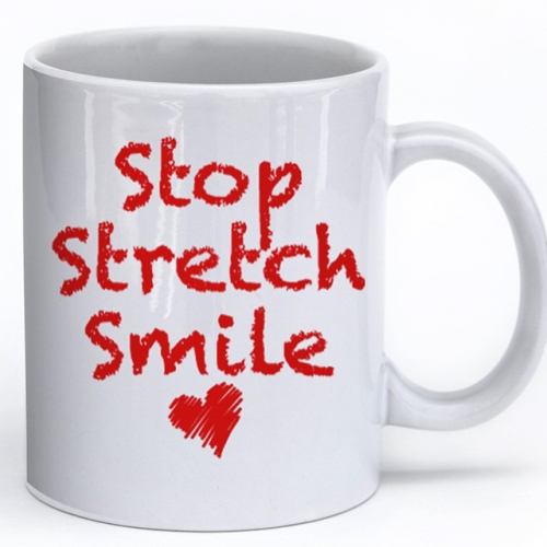 Stop Stretch Smile