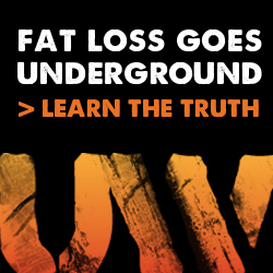 Dark Side Of Fat Loss