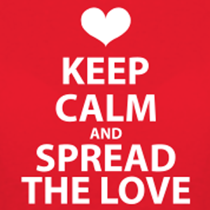 Keep-calm-and-spread-the-love